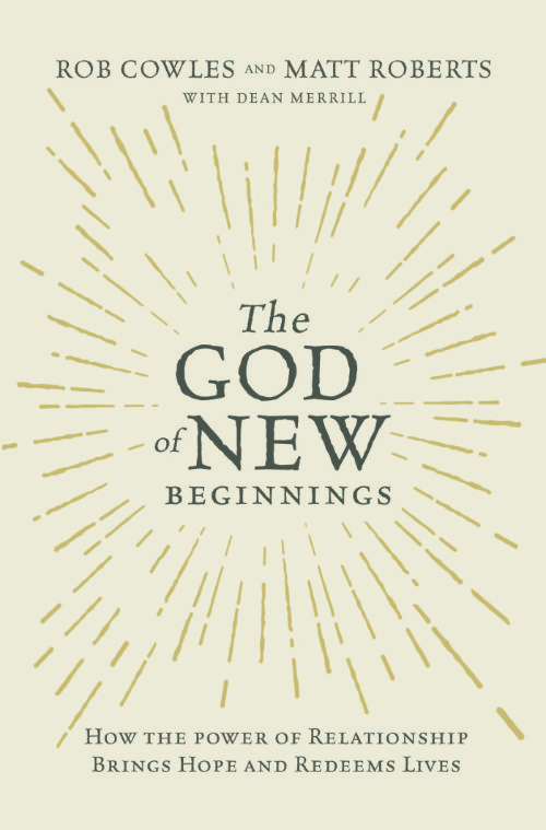 The God Of New Beginnings